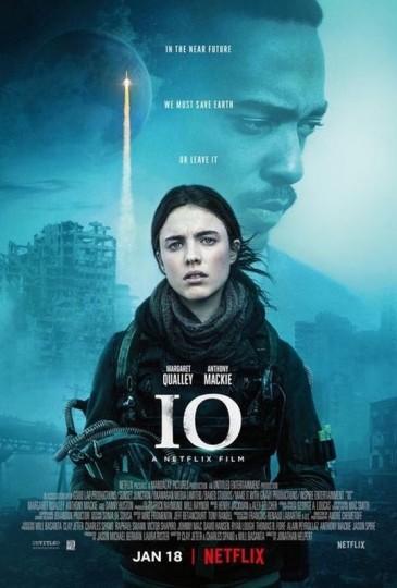 film IO sur Netflix