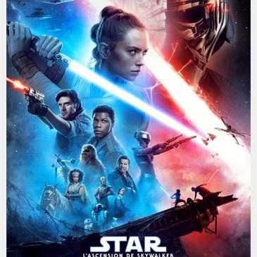 affiche star wars ascension skywalker